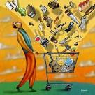 produto em consumo