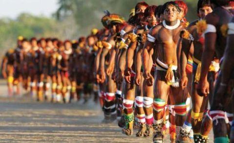 indios-xavantes