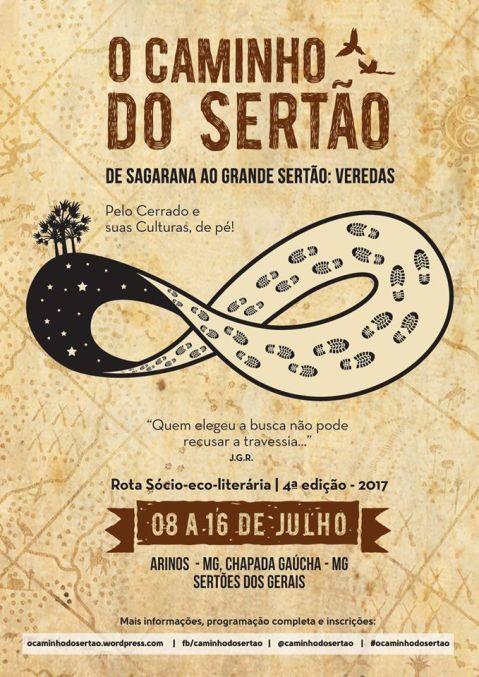 caminho do sertão 2017