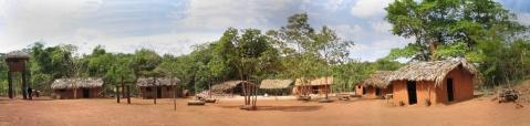museu do cerrado quilombo