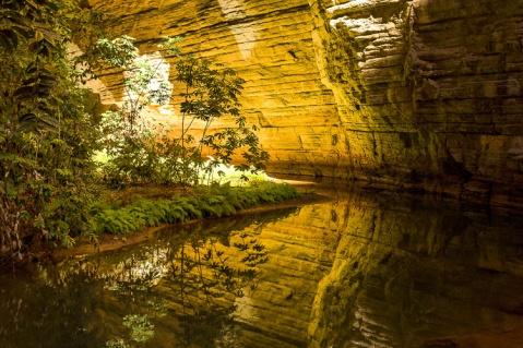 Parque Nacional Cavernas do Peruaçu. Foto: Bruno Rega de Oliveira